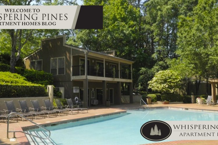 Welcome to the Whispering Pines Apartment Homes Blog