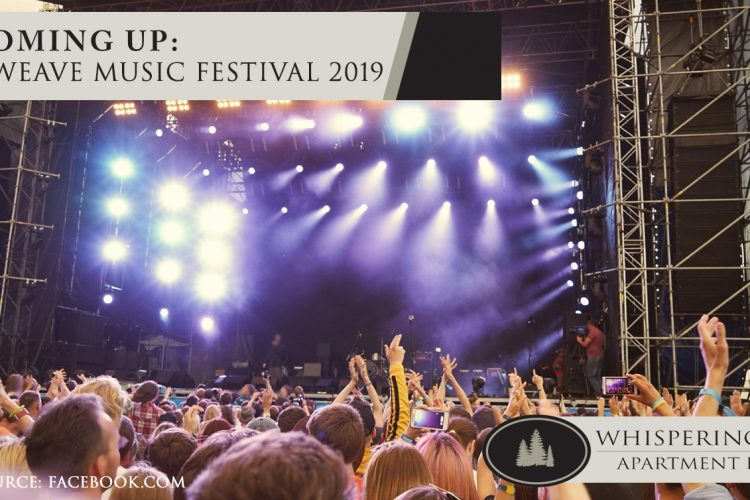 Coming Up: Rockweave Music Festival 2019