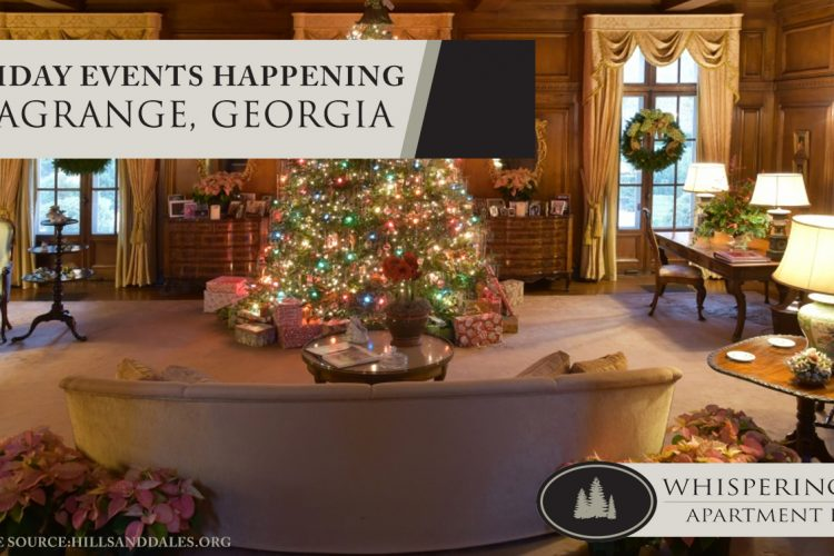6 Holiday Events Happening in LaGrange, Georgia
