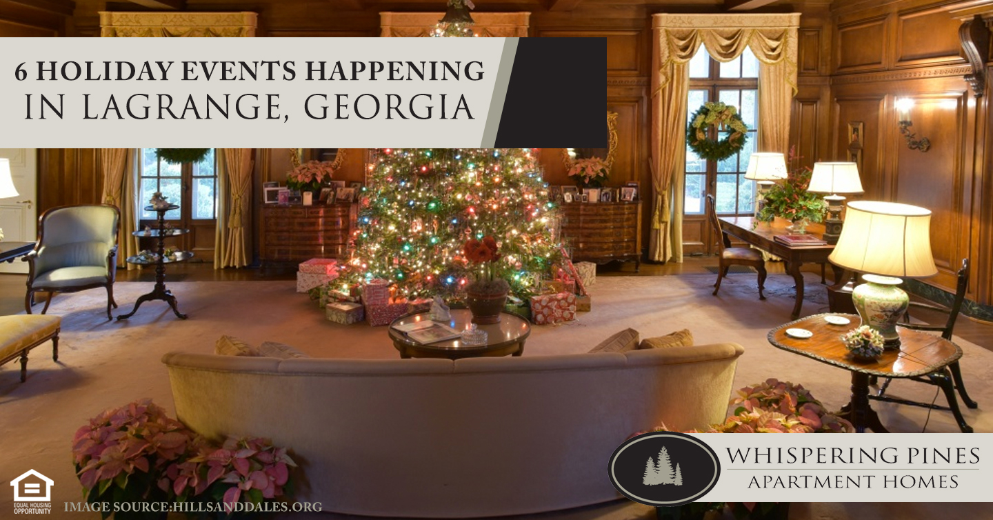 Holiday Events Happening in LaGrange, Georgia
