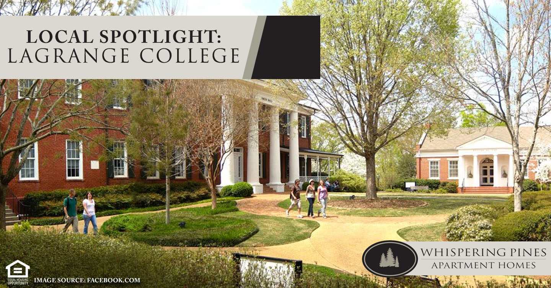 Local Spotlight: LaGrange College