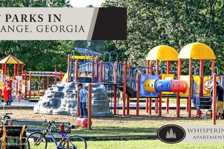 7 Parks in LaGrange, Georgia