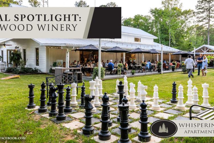 Local Spotlight: Nutwood Winery