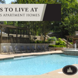 reasons to live at Whispering Pines Apartment Homes