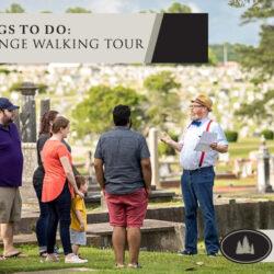 Strange LaGrange Walking Tour