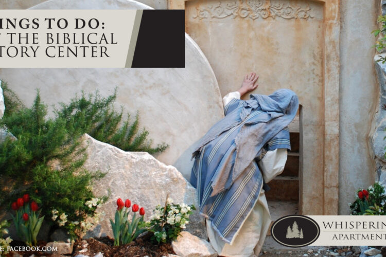 Things to Do: Visit the Biblical History Center