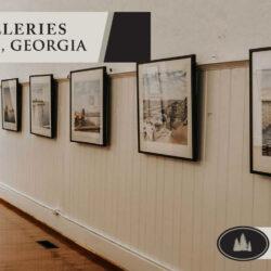 art galleries in LaGrange, Georgia