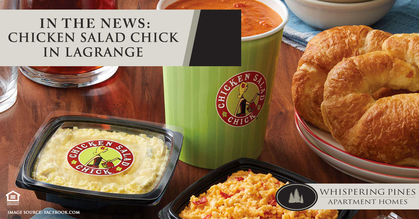 In the News: Chicken Salad Chick in LaGrange